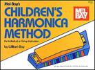 Children's Harmonica Method    by William Bay