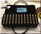 Easttop Pro Blues 12 Key Harmonica Set