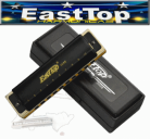 EastTop Blues Pro with Welded Reeds