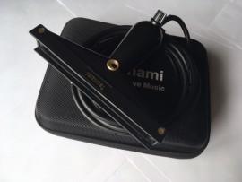 Tsunami Microphone for 16 Hole Chromatic Harmonica