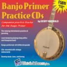 The Banjo Primer Practice CDs by Geoff Hohwald