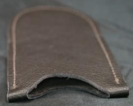 Handmade Diatonic Leather Vest Pouch