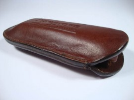 Handmade Quality Leather Diatonic Harmonica Pouch