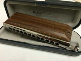 Suzuki Grégoire Maret Signature Model (Wood covers)