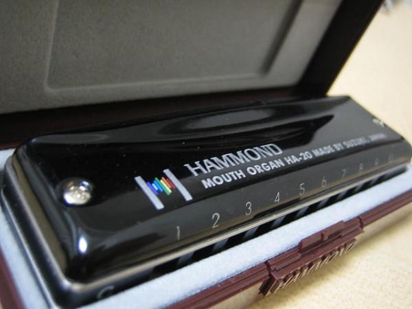Suzuki Promaster Hammond Harmonica Reviews