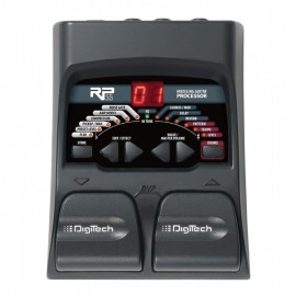 Digitech RP55 Multi-Effects Pedal: For Use with the ELX or Your Favorite Harp Mic