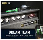 Dream Team: HYPERAMP MKII & SESSION STEEL set