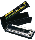 CLOSEOUT - Lee Oskar Harmonic Minor Harmonica